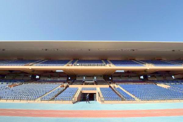 Le stade de Marrakech, le 20 octobre 2014 - AFP/Archives Fadel Senna