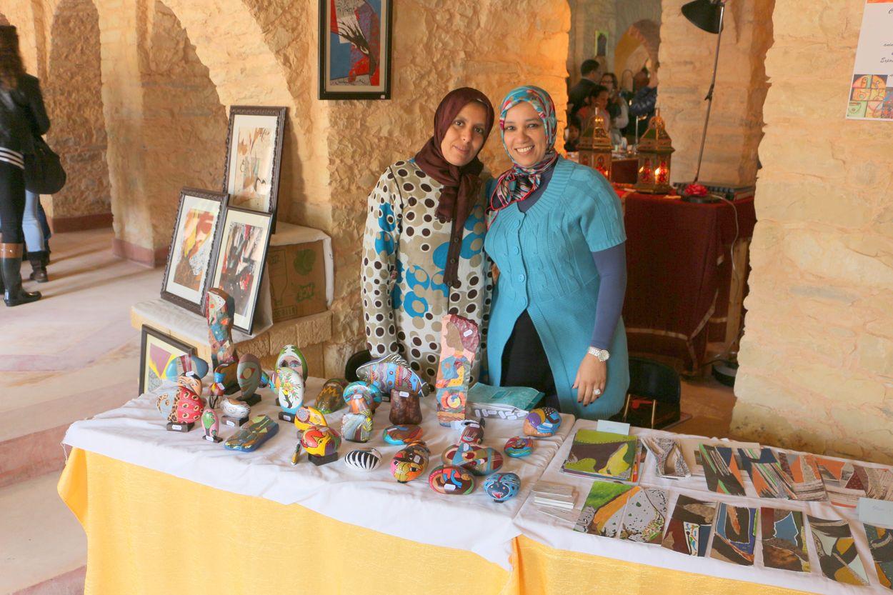 L'Association des femmes-peintres d'Alma