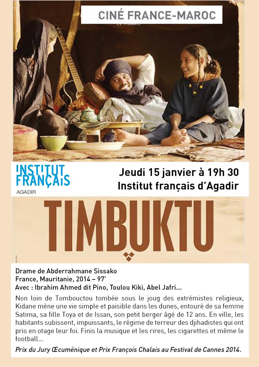 Film Timbuktu 15janvier2015