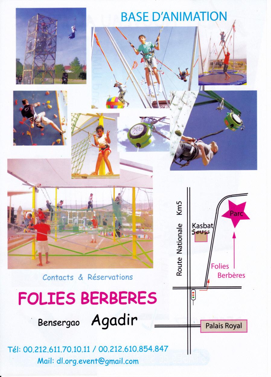 Folies Berberes