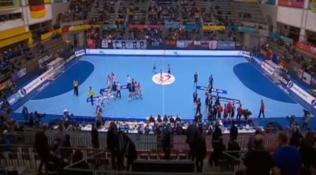 Illustration Handball Tunisie - Copyright : StarAfrica.com