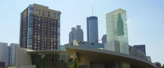 Le musée Coca-Cola d'Atlanta | DR
