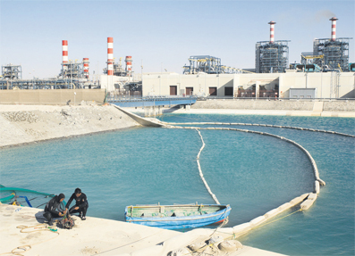 Les concertations nationales sur la révision de la loi sur l'eau proposent de mettre en place un cadre légal et institutionnel relatif au dessalement de l'eau de mer