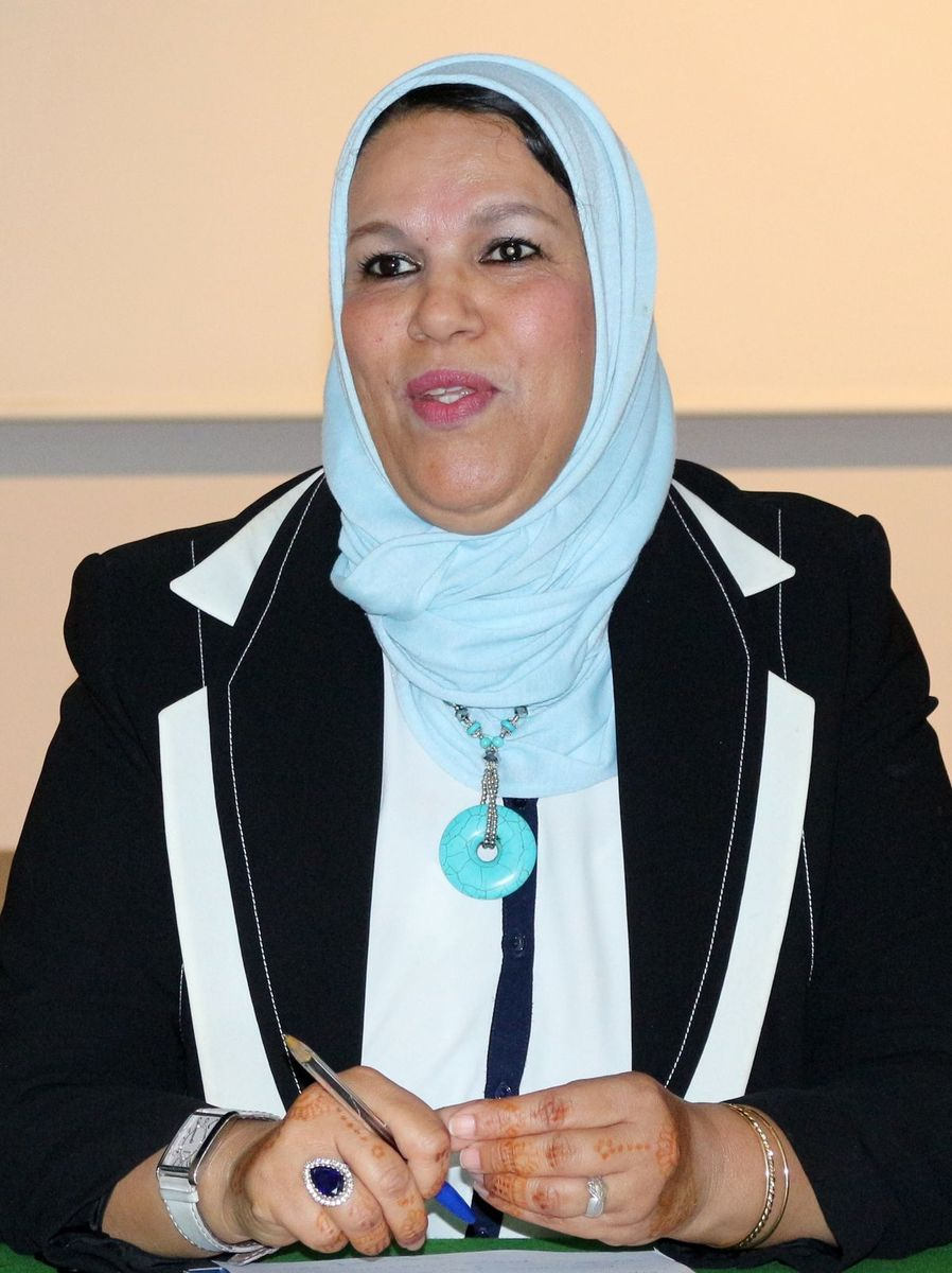 Lamia Faridi