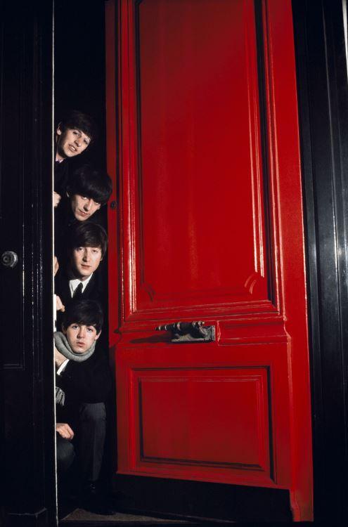 Jean Marie Périer_Les Beatles_Polka Galerie