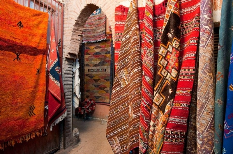 Artisanat agadir blog par michel terrier for Chambre d artisanat marrakech