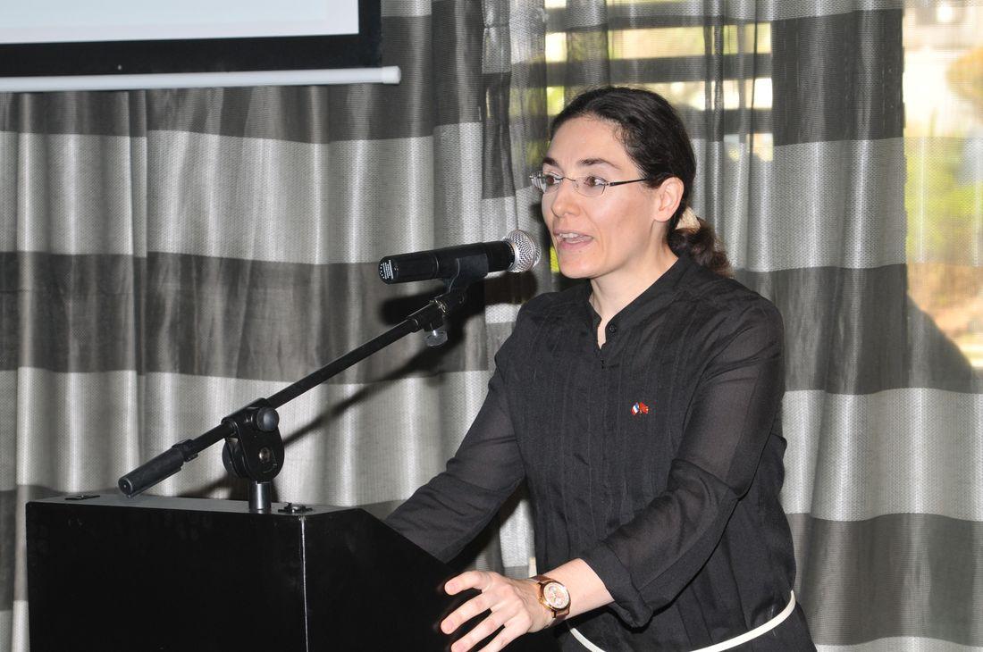 Mme Tassain Aboutayeb