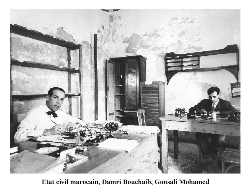 etat civil marocain1